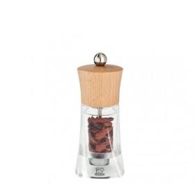 Mlynček na chilli Oleron, akryl/prírodné drevo