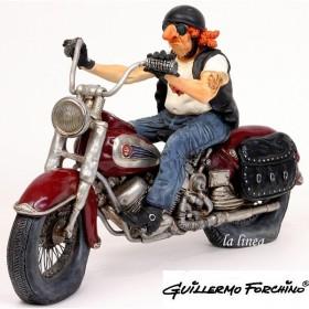postavička forchino The Motorbike
