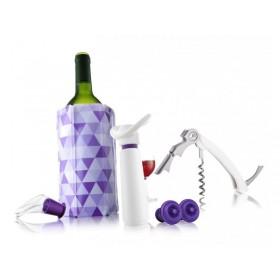 Set na víno 6 ks