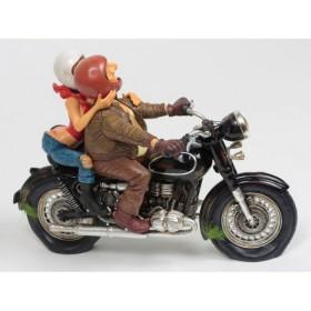 postavička Forchino Vzrušujúca jazda na motorke