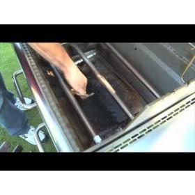 Doplnková služba: Čistenie plynových grilov Weber