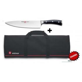 Kuchynský nôž Wusthof Classic Ikon 23cm + taška zdarma