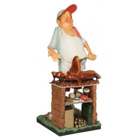 postavička Barbecue