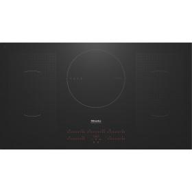 KM 6389 Samostatná indukčná varná doska v maximálnej šírke pre ten najvyšší komfort pri varení a obsluhe.