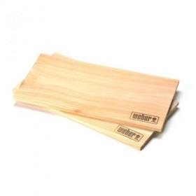 Doštičky na údenie z cedrového dreva