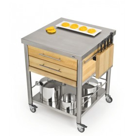 Kuchynský modul - vozík 691772
