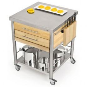 Kuchynský modul - vozík 692772