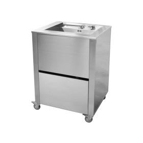 Kuchynský modul - umývadlo so zásuvkou