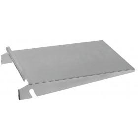 Nerezová bočná polička pre systém Auxilium easy fit.
