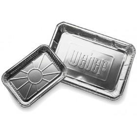 Grilovacie aluminiové misky, veľké