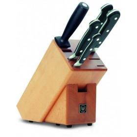 Classic, 5-dielny blok nožov, 9832