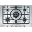 KM 2034 Plynová varná doska s 5 horákmi pre zvlášť flexibilný komfort pri varení.