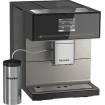 CM 7550 Voľne stojaci kávovar s OneTouch for Two a AutoDescale pre najjednoduchšiu obsluhu.
