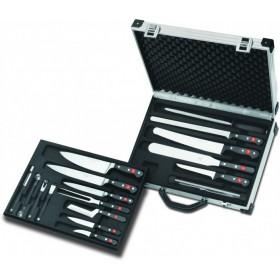 Kuchársky kufrík s nožmi 9778