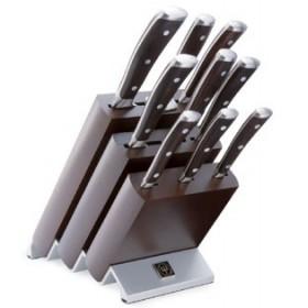 9-dielny blok nožov IKON 9865