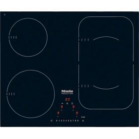 KM 6323 Samostatná indukčná varná doska so zónou PowerFlex pre maximálnu flexibilitu a vysoký výkon.