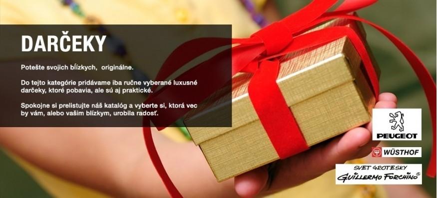 Darčekový a iný tovar