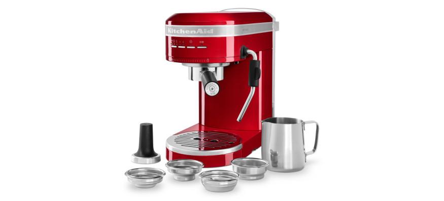 Espresso kávovary KitchenAid