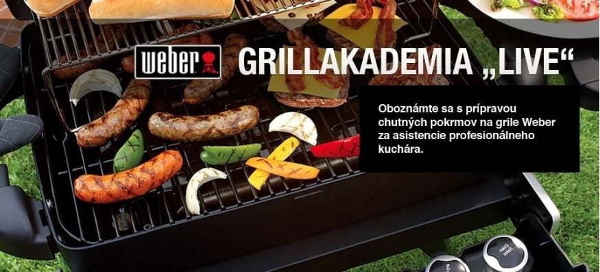 "Weber Grillakademia ""LIVE"""