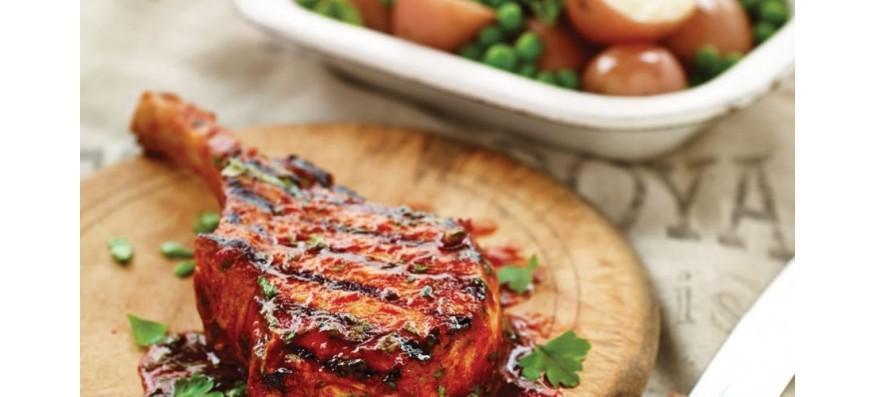 Výber z ponuky mäsa na grilovanie