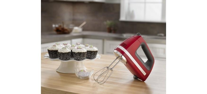 Ručné šľahače mixéry kitchen aid