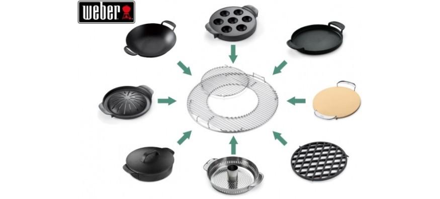 Gourmet BBQ Systém