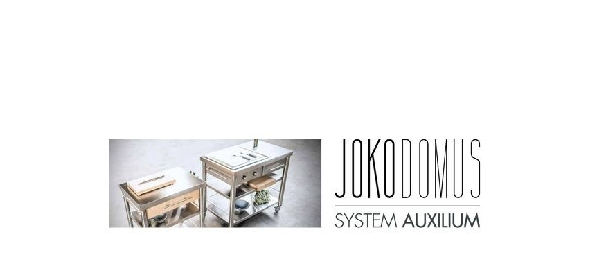 Jokodomus Auxilium kitchen modules
