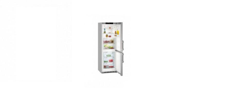 Kombinované chladničky, mraziak dole