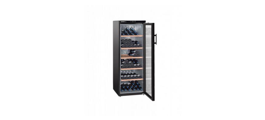 Klimatizované chladničky na víno